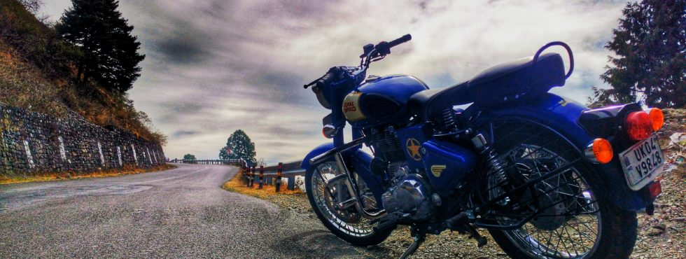 Bullet Bike Rentals Nainital